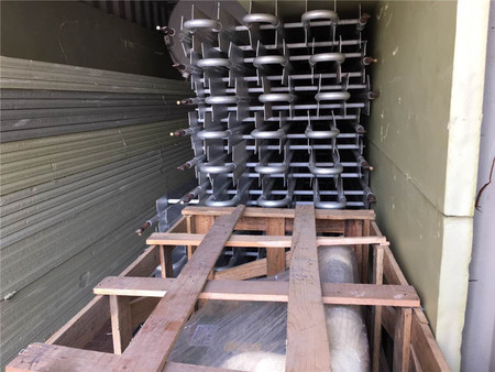 福建冷库设备案例